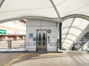 鹿島田駅②